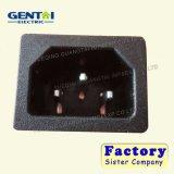Spina del telaio di corrente alternata Del maschio 3p del connettore di alta qualità