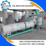 Sistema di rivestimento elettrostatico a tamburo della macchina di rivestimento della polvere