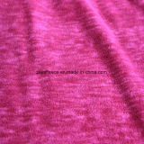 Ватка влияния печатание катиона микро-, ткань куртки (hotpink)