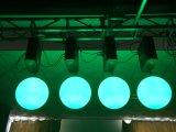 Color de la iluminación DMX 512 de China LED que cambia la luz del efecto del LED