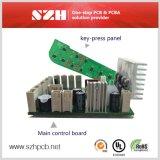 Rígido bidé electrónico Circuito impreso PCB Asamblea