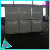 Material dos recipientes de armazenamento GRP da água de FRP SMC