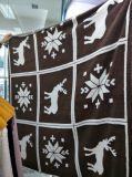 Mecanismos Jacquard Sherpa cobertor