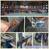 Yvz2V-U, Yvz2V-R, Nyry blindados de acero galvanizado de cable de alimentación subterránea