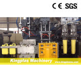 5L 10L 15L HDPE Flaschen-Strangpresßling-Blasformen-Maschine