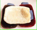 Meilleure vente tissu Lamby la peau de mouton lavage de voitures Mitt