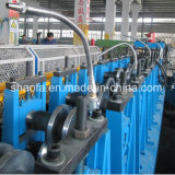 Berufsgeformtes Kabel-Aluminiumtellersegment walzen die Formung der Maschine kalt