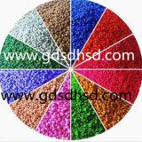 Pigmento do material plástico de Masterbatch da cor-de-rosa do índice preto de 25%