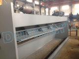 Guillotina hidráulica CNC Máquina de esquila de la hoja de metal