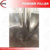 Semi-automático de llenado de polvo de polvo/máquina de llenado con el equilibrio