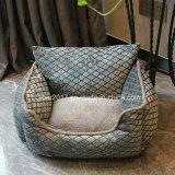 Sofa de bâtis de crabot de coussin de sofa d'animal familier bourrant les bâtis de luxe de crabot d'animal familier de bâtis de crabot d'animal familier