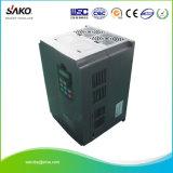 7.5kw 모터 속도 제어를 위한 230V 세겹 (3) 단계의 변하기 쉬운 주파수 변환장치