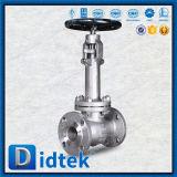 Didtek OS&Y запорный клапан вручную управлять