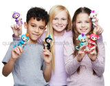 Doigt intelligent Smart en plastique OEM Monkey Toy alevins