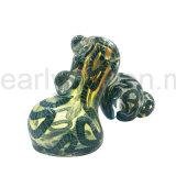 Bebedoiros automáticos de vidro de vidro das tubulações de fumo da tubulação de tabaco para a venda por atacado (ES-HP-547)