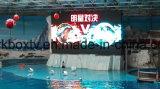 +80 degré matériau à haute température Outdoor P10 SMD Plein écran LED vidéo couleur