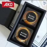 le joint fabriqué à la main de collants de Scrapbooking de type de Zakka du cru 120PCS étiquette le module