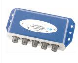 Interruptor impermeável da alta qualidade 4X1 Diseqc para a televisão satélite