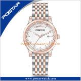 Большой индекс календара 12h Applied с wristwatch Gent Luma популярным