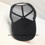 3D刺繍が付いている6つのパネルのトラック運転手の網の帽子