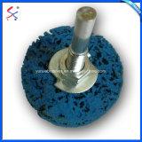 우수한 다이아몬드 연마재 모래로 덮는 닦는 플랩 디스크