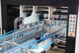 De volledig Automatische Machine van Gluer van de Omslag met het Slot van de Bodem voor GolfDoos (gk-1200PCS)