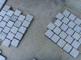 Естественные Cobbles гранита камня кубика для вымощать и справляться