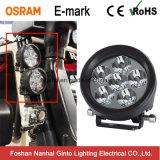 Lumière ronde neuve de travail de véhicule de 2017 18W Osram DEL (GT2009-18W)