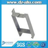 Perfil de aluminio del final del molino para la serie de la puerta deslizante del marco de la ventana de Suráfrica