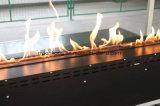 高品質のWifyの屋内情報処理機能をもった生物エタノールの暖炉の挿入およびリモート・コントロール