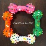 Dogbone Form-Sprachton-Haustier-Kauen-Spielzeug, Hundezusatzgerät