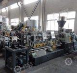 Máquina extrusora de duplo fuso de composição de enchimento de PP