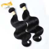 最も遅く2017の製品の安いバージンの人間の毛髪の織り方