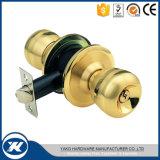 Form-Edelstahl-Tür-Griff-Verschluss-zylinderförmiger Tür-Drehknopf-Verschluss