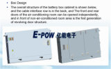 Lithium-Titanat-Batterie-Satz für Agv (automatisiertes geführtes Fahrzeug) der Portmaschinerie