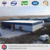 Prefabricados Sinoacme Almacén de la estructura de bastidor de acero de la luz