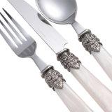 Вилка нержавеющей стали Cutlery качества 7PCS Hight установленные и комплект ложки