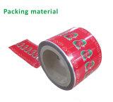 30g 6.5mic compuesto de papel y papel de aluminio para envolver la goma de mascar