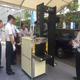 Inspecção de segurança bagagem de raios X do Detector de Metal