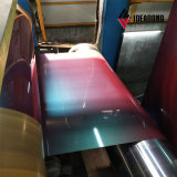 Внутренних Дел Prepainted PE алюминиевую пластину