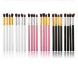4pcs coloré Mini-brosse d'ombre de l'Oeil de maquillage des yeux