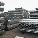 План-график 40 ASTM A53 A500 гальванизировал стальные трубы