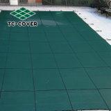 Venta caliente de la seguridad de malla cubierta de piscina al aire libre