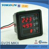 Voltmetro di CA di Digitahi del generatore Gv25
