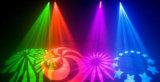 60W COB Gobo de movimentação de LED de iluminação de palco Spot DMX512