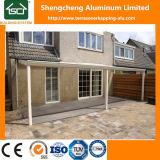 Preiswerte Entwurfs-Patio-Dächer Aluminium