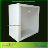 Caja de metal de hoja de flexión CNC Botiquín personalizado