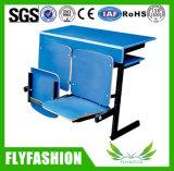 大学学校家具の教室のステップ折りたたみ椅子および机(SF-15H)