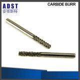 Rebabas rotatorias del carburo sólido de la alta calidad para las piezas de la máquina del CNC