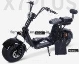 elektrisches Motorrad 1500W mit 2 Lithium-Batterie der Set-60V/20ah